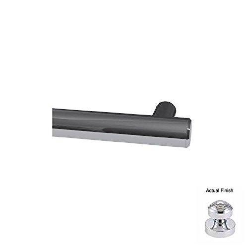 Watermark POLISHED CHROME Grab Bars 18'' ctc Titanium Grab Bar