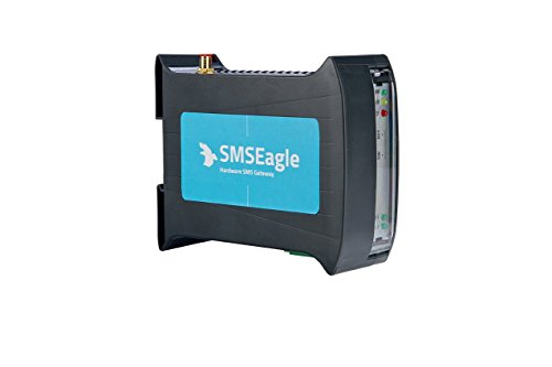 SMSEagle NXS-9700-3G Hardware SMS Gateway by SMSEagle