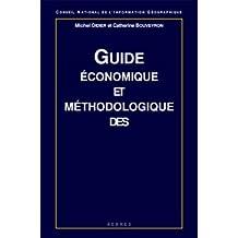 guide economique et methodologique des sig (coll. geomatique)