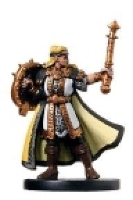 D & D Minis: Cleric of Lathander # 1 - Archfiends