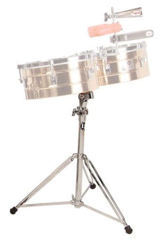 Latin Percussion LP980 LP Timbale Stand for Kit Players (Drum Set Lp Timbale)