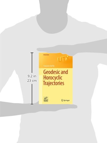 Geodesic and Horocyclic Trajectories (Universitext)