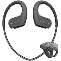 SONY Headphone Integrated Type Walkman NW-WS625 B (16GB) (Black)【Japan Domestic genuine products】