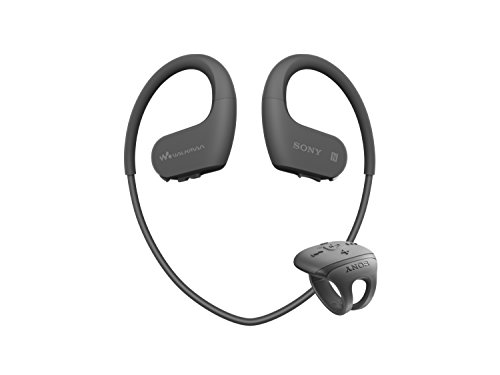SONY Headphone Integrated Type Walkman NW-WS625 B (16GB) (Black)【Japan Domestic genuine products】