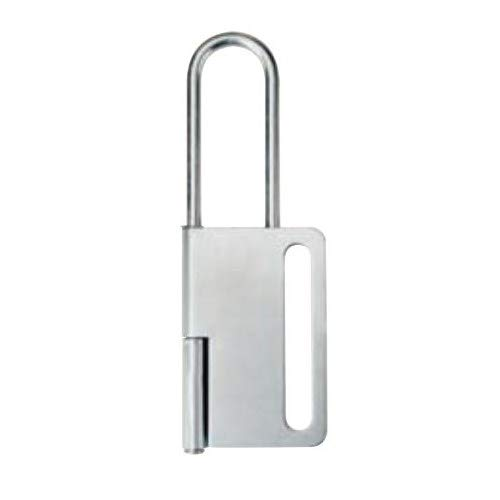 National Safety Compliance LO419, 1'' Long Steel Hasp (Pack of 25 pcs) by National Safety Compliance