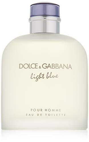 Gabbana Light Blue Cologne - DOLCE&GABBANA Light Blue Pour Homme Eau de Toilette Spray, 6.7 oz.