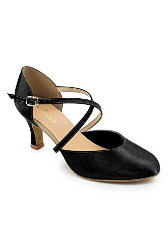 Femme Chaussures Société Bl156 Danca black Danses Latines Black De So Noir Et 8BZqq