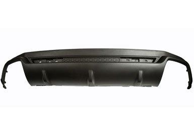(Roush 421406 Rear Valance Kit (Black Stipple Finish))