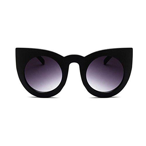 Vintage QZ Polarizada 3 De Moda Simple HOME De Playa Sol Personalidad 2 Luz Gafas Color Gafas De Gato PBrqPR8w