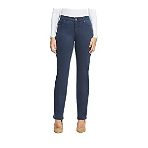 Bandolino Women's Petite Mandie Signature Fit 5 Pocket Jean