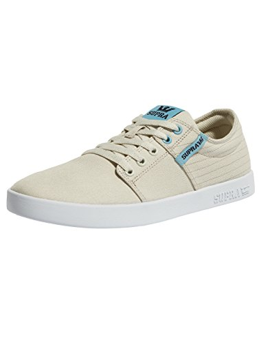 Beige Stacks Mixte Basses II Adulte Sneakers Supra zYqOCwO