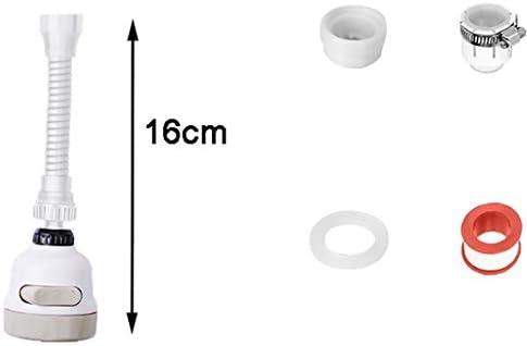 キッチン蛇口エアレーター、ステンレス鋼スパウトは、回転した360度の任意の蛇口スプレーアクセサリーをツイストすることができます (サイズ : B)
