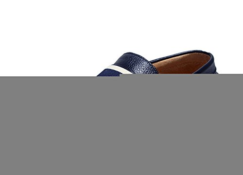 Miyoopark UK-XCR0026, Herren Mokkasins, Blau - Dunkelblau - Größe: 38