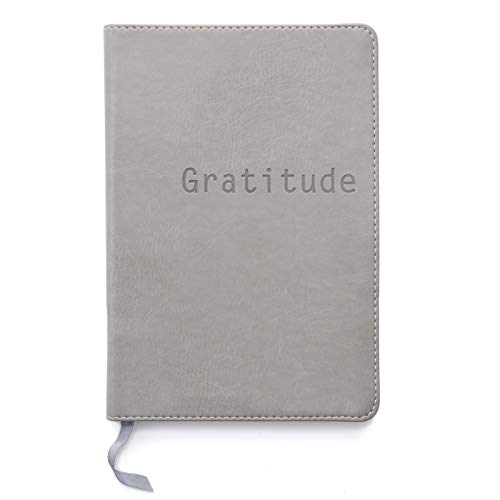 Faux Leather Softcover Dotted Notebook or Journal for Organization, Gratitude, Focus | Medium (5.5x8) |192 Dot-grid 100 gsm Pages (Daily Planner, Bullet Journal) by Burnt Butter