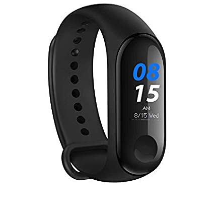 Junaldo M3 I Fitness Band with Real time Heart Rate Sensor, BP, Calorie  Count, Step Count, Theme Change, Motion Control and Many Functions