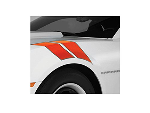 (Camaro 2010 2011 2012 2013 SS RS LS LT Hash Marks Racing War Decal Stripes Kit -)