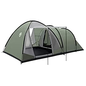 Coleman Waterfall 5 Deluxe family tent, 5 Man Tent with