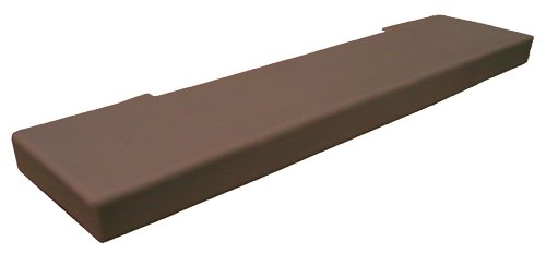 Kidkusion Soft Seat Hearth Pad, Brown by KidKusion