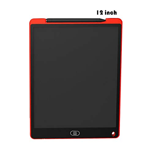 Pangxiannv 12 Inch LCD Electronic Writing Tablet Digital Drawing Handwriting Pad Kids GiftDry Erase Board Whiteboard Paint Dry Erase Paint Magnetic Bulletin Board Cork Board Cork Board -