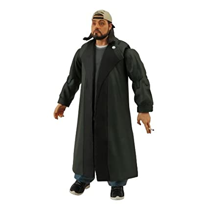 Diamond Select Toys Jay and Silent Bob Strike Back: Bob Action Figure | NEW Comedy Trailers | ComedyTrailers.com