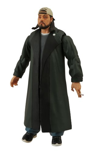 Diamond Select Toys Jay and Silent Bob Strike Back: Bob Action Figure]()