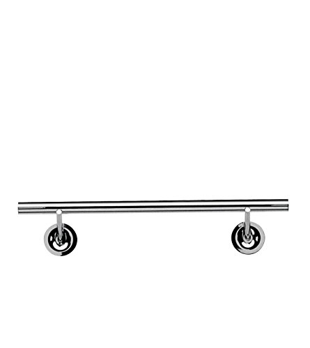 - AXOR 40830000 Starck 12-Inch Towel Bar, Chrome