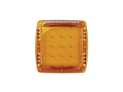 Rigid Industries 10393 Amber Harness, Ls2, 24X/1X, Front Cam - Cam Cover Amber