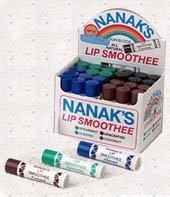 Nanak Lip Smoothee - Almond - SPF 10 - 3 Pack by Nanak