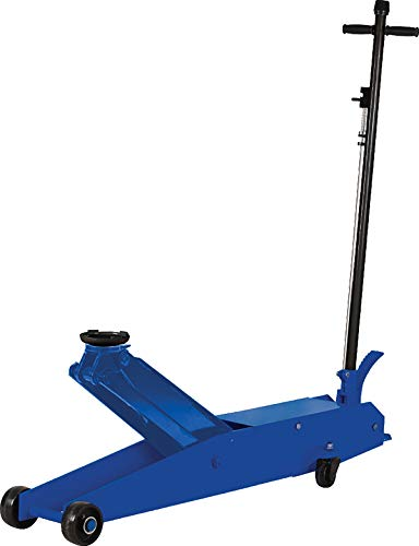 (ATD-7390A - 5-Ton Heavy-Duty Hydraulic Long Chassis Service Jack)
