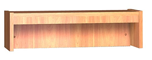 Ironwood Riser Unit, 36'', Oiled Cherry