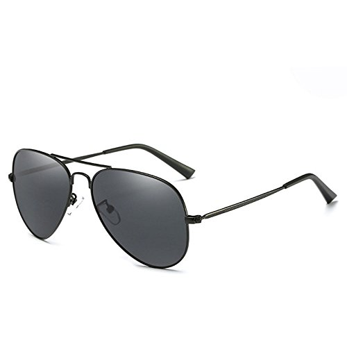 métal de les femmes de Big Sport de plein en Vogue hommes les air soleil crapaud lunettes lunettes Frame et Aviator en Black lunettes conduite classique soleil wg0q1UcY