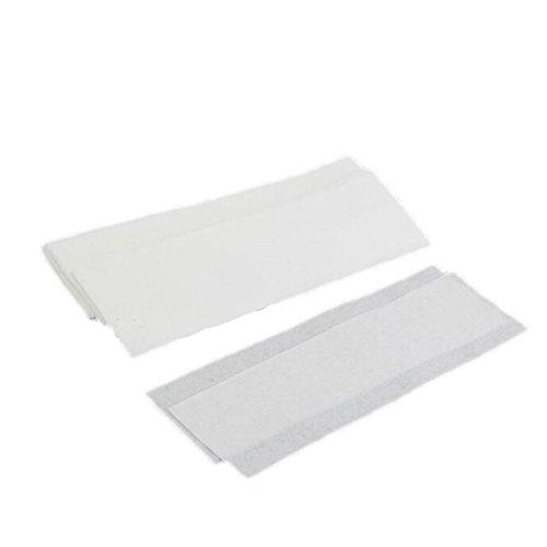 100pcs Hair Removal Depilatory Wax Strip Nonwoven Epilator Paper Waxing Salon Spa