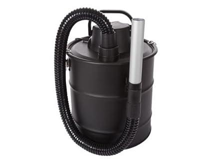 Aspirador a cenizas eléctrico 1200 W Motorise 20L limpiador chimenea barbacoa