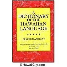 Dictionary of Hawaiian Language
