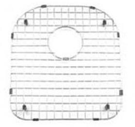 Noah's Single D-Bowl Undermount Sink Grid by