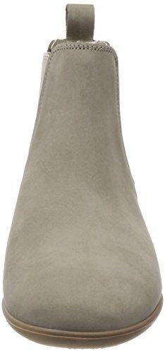 204 Gris Grey Femme Tamaris Bottes 25071 Chelsea light 8qwP0RZA