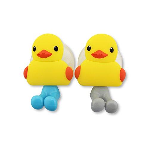 Yellow Rubber Duck Keychain - 9