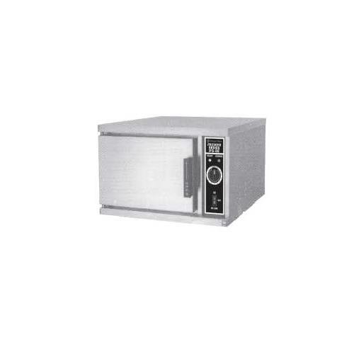 Market Forge PS-3E Countertop Electric Premier Convection Steamer with (3) 12