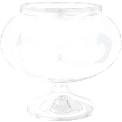 Round Candy Jar (Amscan 1 Count 6-1/4