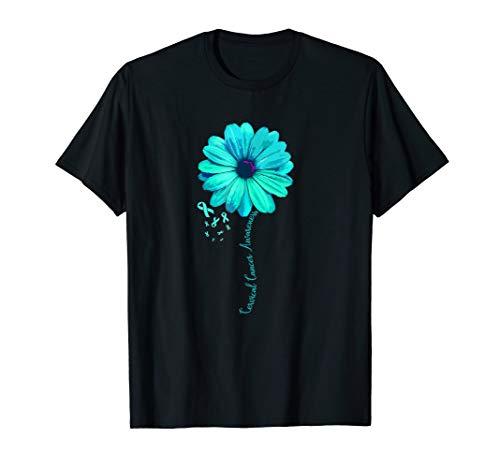 Cervical Cancer Awareness Family Shirt Survivor Pretty Gift ()