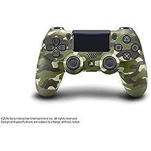 Controle Ps4 Camuflado Verde Sony Playstation 4 Dualshock 4
