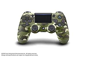 Sony Playstation 4 DualShock 4 Wireless Controller - Green Camouflage