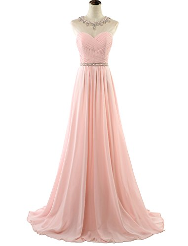 Lx510 Party Fomral Clearbridal Gowns Long lliac for Prom Women Dress E8ExUwr5q