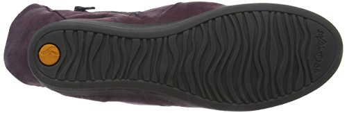 Ann417sof Purple Women's Purple Boots Softinos tdqFx5Owt