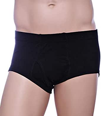 John Gladstone Black Brief For Men