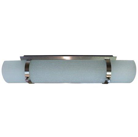 ITC 59460-U538J0005-D Auburn LED RV Sconce/Vanity Light - Brushed Nickel