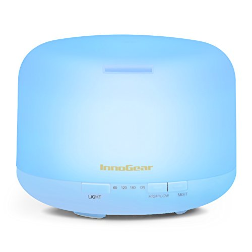 InnoGear Aromatherapy Essential Humidifier Waterless product image