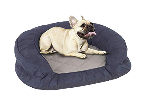 Deluxe Ortho Bolster Sleeper Orthopedic Pet Bed Dog Bed Cat Bed
