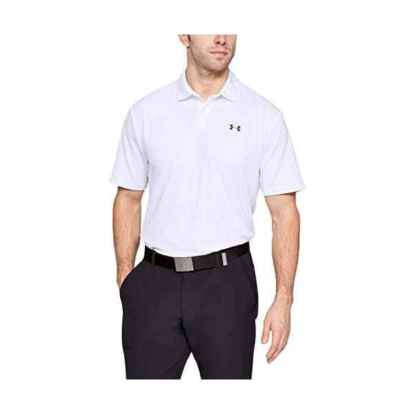 Under-Armour-Performance-20-Mens-Tee-Short-Sleeve-Polo-Shirt-with-Sun-Protection