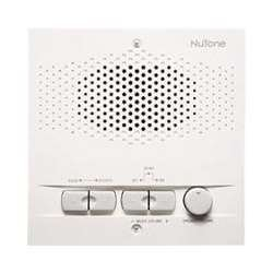 NuTone NRS103 Indoor Remote Station for 3-Wire Intercom Systems